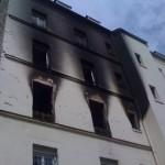 Incendie rue Saint-Hilaire