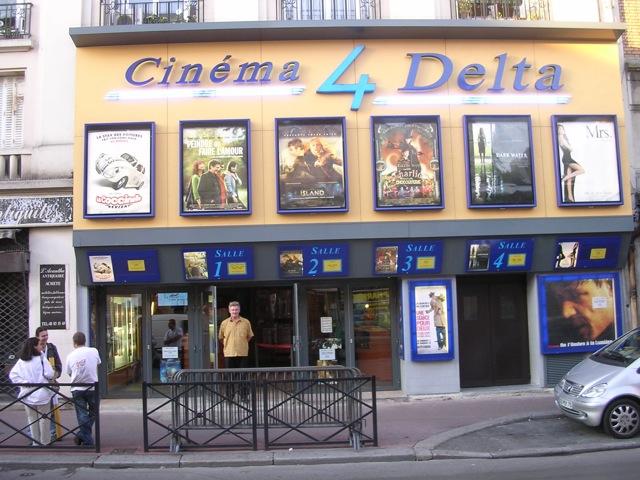 La Varenne Saint Hilaire Cinema