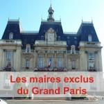 Les maires exclus du Grand Paris. www.berrios.fr