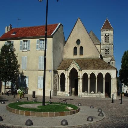 eglise catholique Créteil