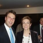 Sylvain Berrios et Chantal Jouanno