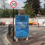 Travaux avenue Joffre