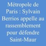 métropole de Paris - Berrios